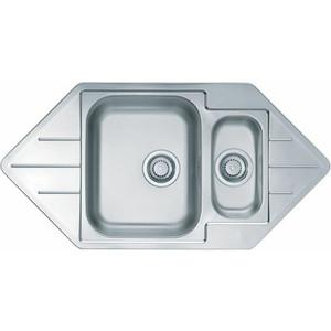 Мойка кухонная Alveus Line 40 нержавеющая сталь (1085940)