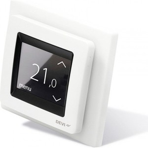Терморегулятор Devi DEVIreg Touch Polar Whit