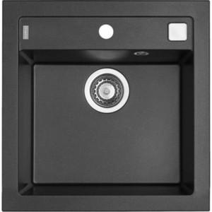 Мойка кухонная Alveus FormIC 20 черная (1103766)