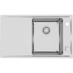 Мойка кухонная Alveus Stricto 10 KMB правая, нержавеющая сталь, (1124361)
