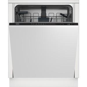 Встраиваемая посудомоечная машина Beko DIN26420 посудомоечная машина beko dfs 05012 w