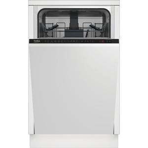 Встраиваемая посудомоечная машина Beko DIS26021 посудомоечная машина beko dfs 05012 w