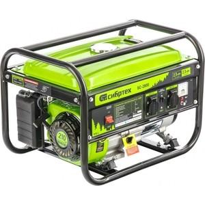 Генератор бензиновый СибрТех БС-2800 (94543) фото