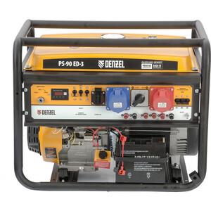 Генератор бензиновый DENZEL PS 90 ED-3
