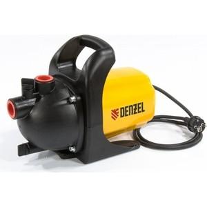 Поверхностный насос DENZEL GP600 (97201)