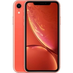 Смартфон Apple iPhone XR 128GB Coral (MRYG2RU/A) цена и фото