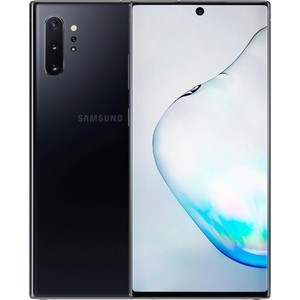 Смартфон Samsung Galaxy Note 10+ 12/256Gb Black (SM-N975F)