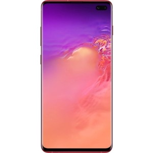 Смартфон Samsung Galaxy S10+ 8/128GB гранат (SM-G975F)