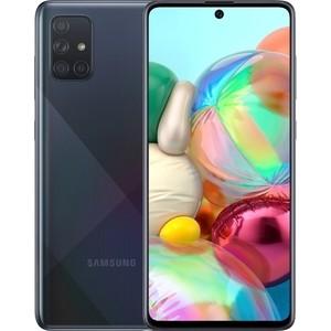 Смартфон Samsung Galaxy A71 6/128GB Black (SM-A715F) смартфон samsung galaxy s20 plus 128gb black