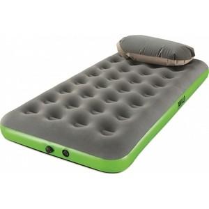 Надувной матрас Bestway 67619 Roll & Relax 188х99х22 см с многофункциональной подушкой, два вида,