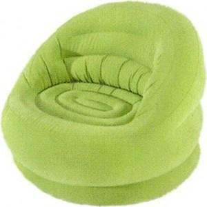 цена на Надувное кресло Intex 68577, Lumi 112х104х79 см два вида,