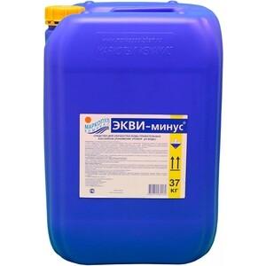 ЭКВИ-МИНУС Маркопул Кемиклс М52, 30л(37кг) канистра, жидкость для понижения уровня рН воды,