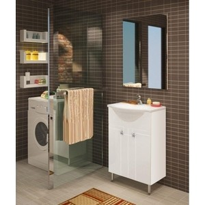 Мебель для ванной Акватон Фиджи 60 белая