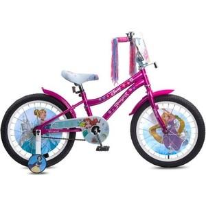 Велосипед 2-х колесный Disney Принцесса ВН18104 стоимость