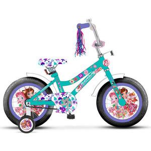 Велосипед 2-х колесный MARVEL Enchantimals ВН18115