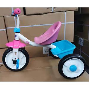 Фото - Велосипед трехколесный Peppa Pig 3-х колесный Т17465 полесье велосипед трехколесный дидактик 3 46598 цвет в ассортименте