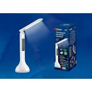 Настольная лампа Uniel TLD-536 White/LED/250Lm/5500K/Dimmer