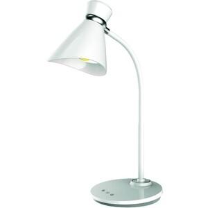 Настольная лампа Uniel TLD-548 White/LED/300Lm/3300-6000K/Dimmer