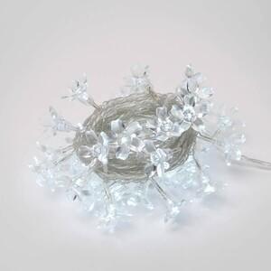 Светодиодная гирлянда Uniel ULD-S0700-050/DTA White IP20 WHITE SAKURA