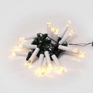 Светодиодная гирлянда Uniel ULD-S0400-020/SGA Warm White IP20 Candles