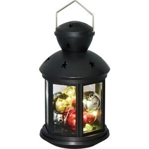 Переносной светодиодный фонарь Uniel ULD-L1220-010/DTB/RGB Black