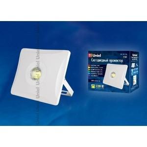 Прожектор светодиодный Uniel ULF-F11-30W/DW IP65 180-240B White