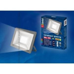 Прожектор светодиодный Uniel ULF-F15-30W/NW IP65 185-240B Silver