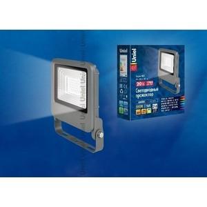 Прожектор светодиодный Uniel ULF-F17-20W/NW цена