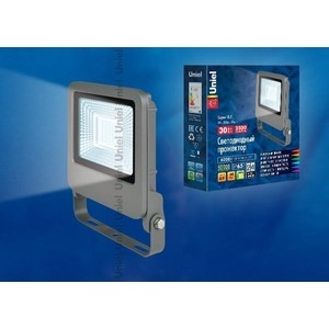Прожектор светодиодный Uniel ULF-F17-30W/DW