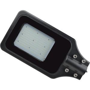 Уличный светодиодный светильник консольный Uniel ULV-R23H-150W/4000K IP65 Black