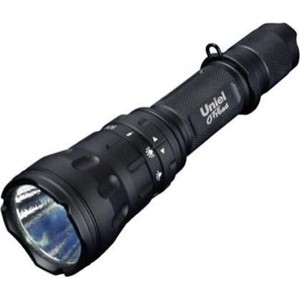 Ручной светодиодный фонарь Uniel P-ML076-BB Black