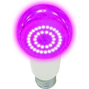 Лампа светодиодная для растений Uniel LED-A60-14W/SPSB/E27/CL PLP30WH