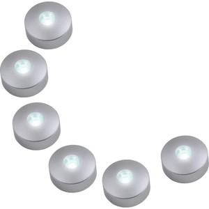 Потолочный светодиодный светильник Uniel ULM-R04-1W*6/NW