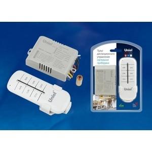 Пульт управления светом Uniel UCH-P005-G4-1000W-30M uniel лампа галогенная uniel капсула синяя g4 jc cl x12 20 g4 w 01824