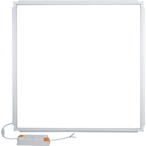Потолочный светодиодный светильник Uniel ULO-RF6060-38W/6500K Reframe white