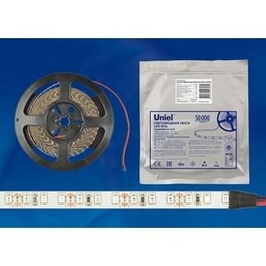 цена на Светодиодная влагозащищенная лента Uniel ULS-2835-60LED/m-8mm-IP65-DC12V-9,6W/m-5M-DW