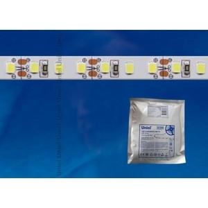 цена на Светодиодная влагозащищенная лента Uniel ULS-2835-60LED/m-8mm-IP65-DC12V-6W/m-5M-WW