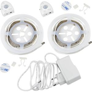 Светодиодная влагозащищенная лента Uniel ULS-R02-6W/4000K/1,2Mx2/DIM SENSOR Smart Light
