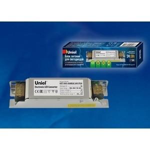 Блок питания Uniel UET-VAS-038B20 24V IP20 блок питания estares vas 24200d023