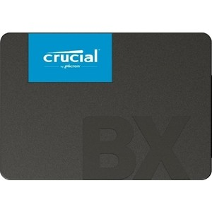 SSD накопитель Crucial BX500 480Gb CT480BX500SSD1 накопитель ssd intel ssdsckkw480h6x1 480gb ssdsckkw480h6x1