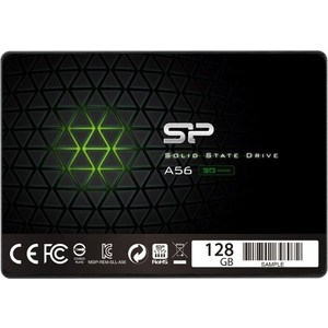 SSD накопитель Silicon Power 128Gb A56 SP128GbSS3A56B25
