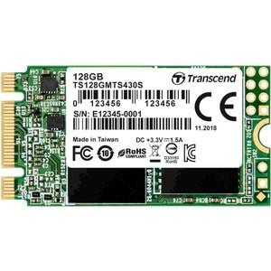 SSD накопитель Transcend 128Gb M.2 TS128GMTS430S