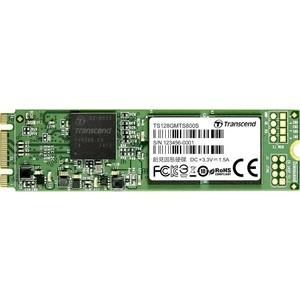 SSD накопитель Transcend 128Gb M.2 TS128GMTS800S