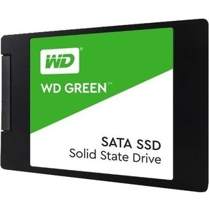 SSD накопитель Western Digital 480Gb WDS480G2G0A Green 2.5