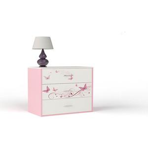 ABC-KING Комод Фея розовый