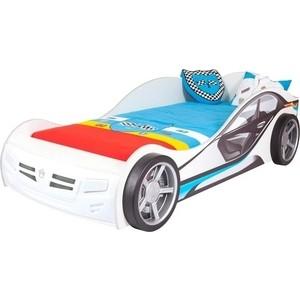 Кровать-машина ABC-KING La-Man 160x90 синий