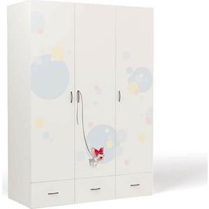 Шкаф ABC-KING Molly 3-х дверный