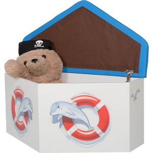 ABC-KING Ящик для игрушек Ocean