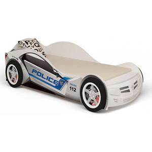 Кровать-машина ABC-KING Police 160x90