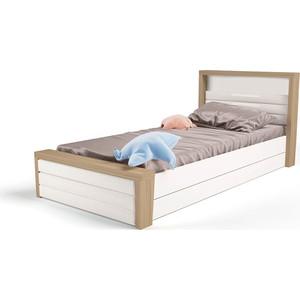 Кровать ABC-KING Mix №4 мягкое изножье 190х90